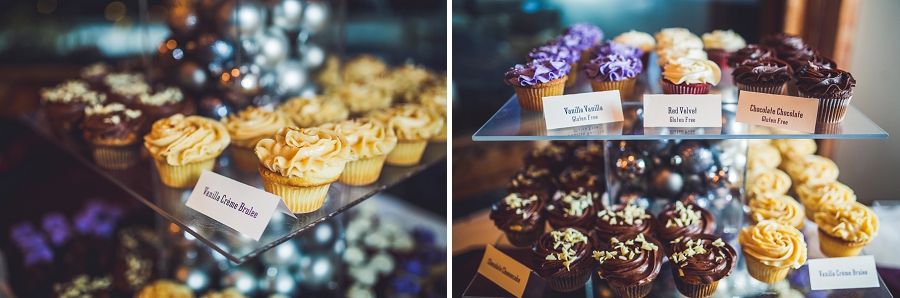 calgary wedding photographer anna michalska winter wonderland pinebrook golf & country club wedding cupcakes