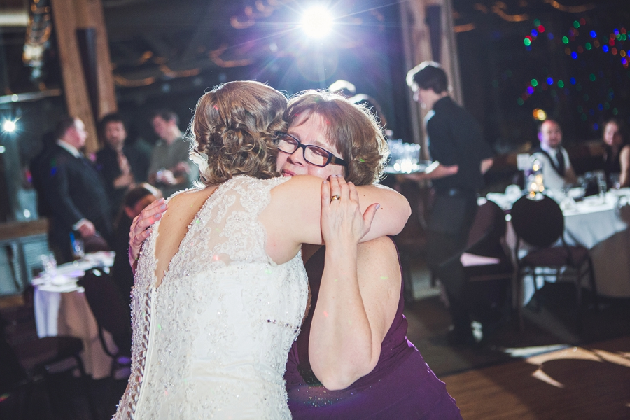calgary wedding photographer anna michalska winter wonderland pinebrook golf & country club mother daughter dance