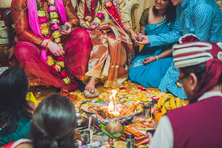 shilarohan calgary hindu wedding hare krishna anna michalska