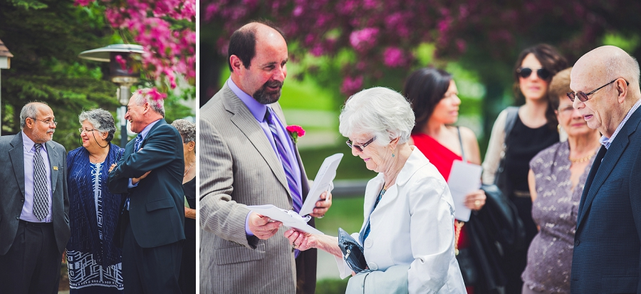 valley ridge golf calgary wedding photographer anna michalska guests arriving ushers