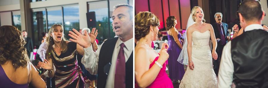 guests dancing valley ridge golf calgary wedding photographer anna michalska