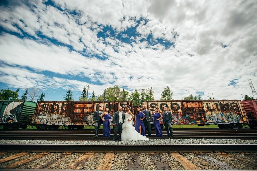 Sandy + Phirith   Calgary Cambodian Wedding