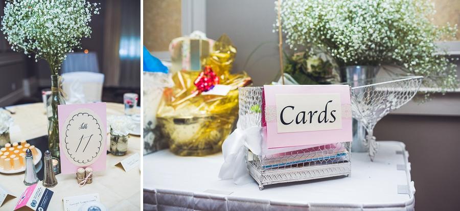 pink reception decor decor8 events executive royal inn calgary wedding photographers anna michalska