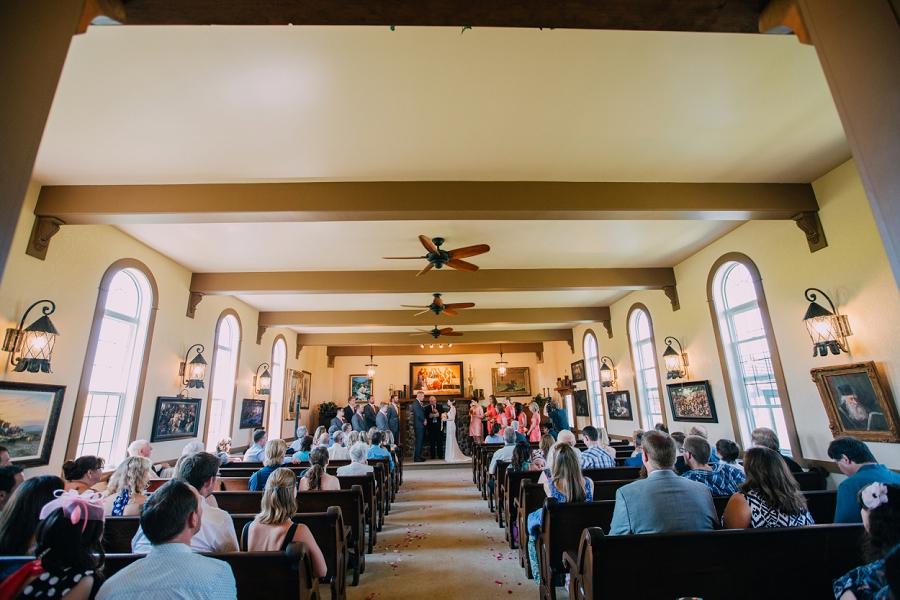 wedding ceremony spring valley chapel rustic wedding alberta calgary photographer anna michalska