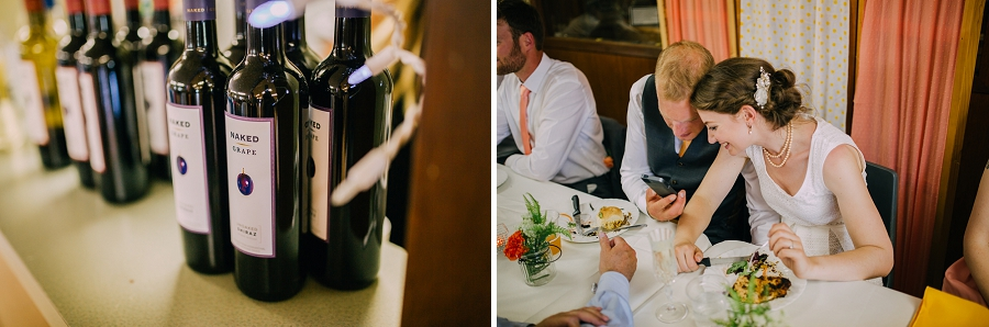 bride groom naked grape millarville farmer's market rustic wedding alberta calgary photographer anna michalska