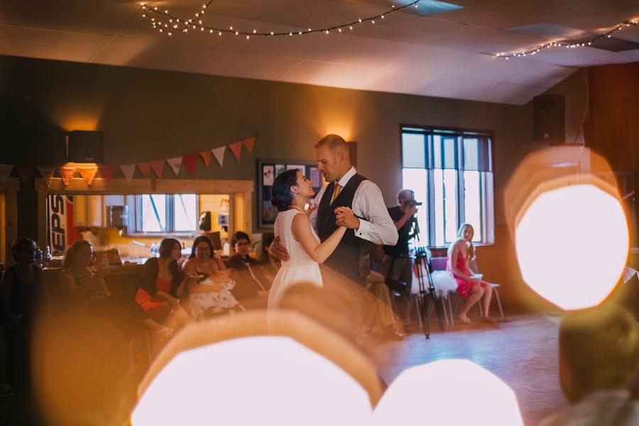 millarville farmer's market rustic wedding alberta calgary photographer anna michalska bride groom first dance