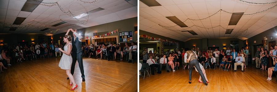 first dance millarville farmer's market rustic wedding alberta calgary photographer anna michalska