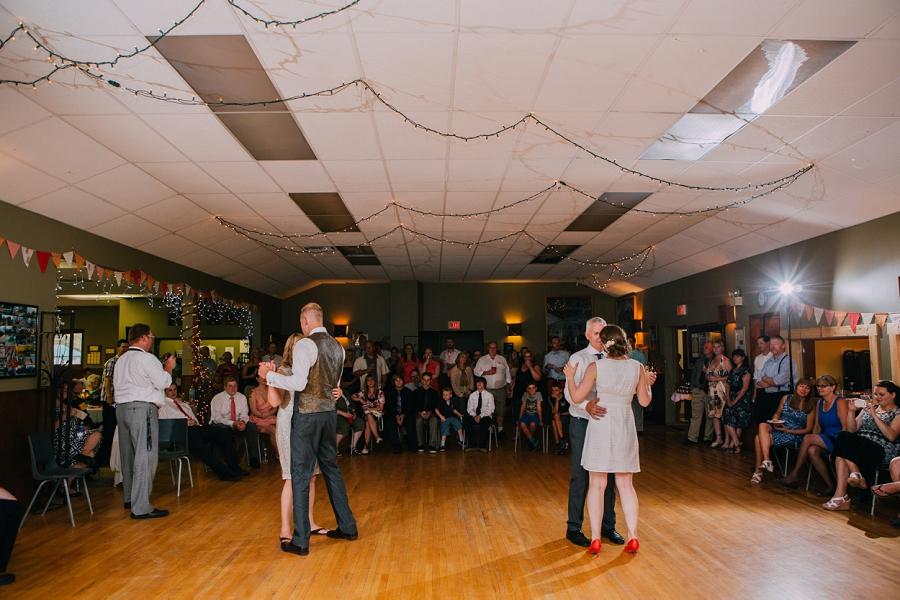 parent first dances millarville farmer's market rustic wedding alberta calgary photographer anna michalska