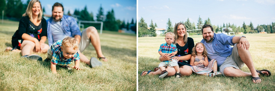 family portrait calgary family photographer candid family photos