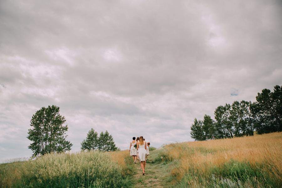 bridemaids nose hill park