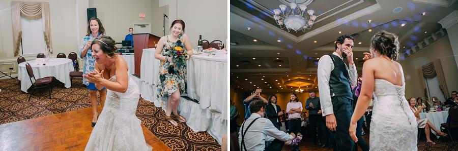 ramada plaza hotel calgary wedding photographer anna michalska