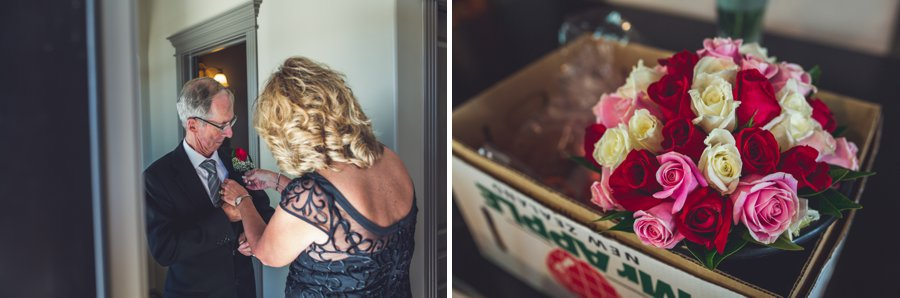 boutonniere bouquet bride cowboy themed wedding calgary wedding photographer anna michalska