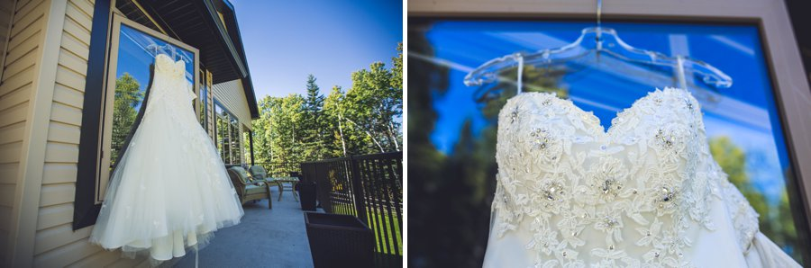 bride wedding dress embroidered calgary wedding photographer anna michalska
