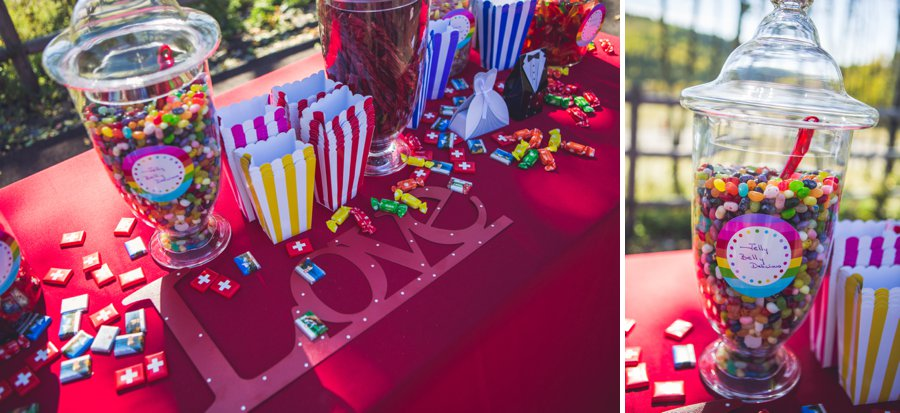 pink candy table calgary wedding photographer anna michalska