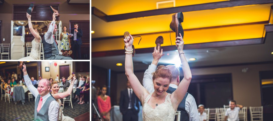 wedding shoe game elbow springs golf club calgary wedding photographer anna michalska