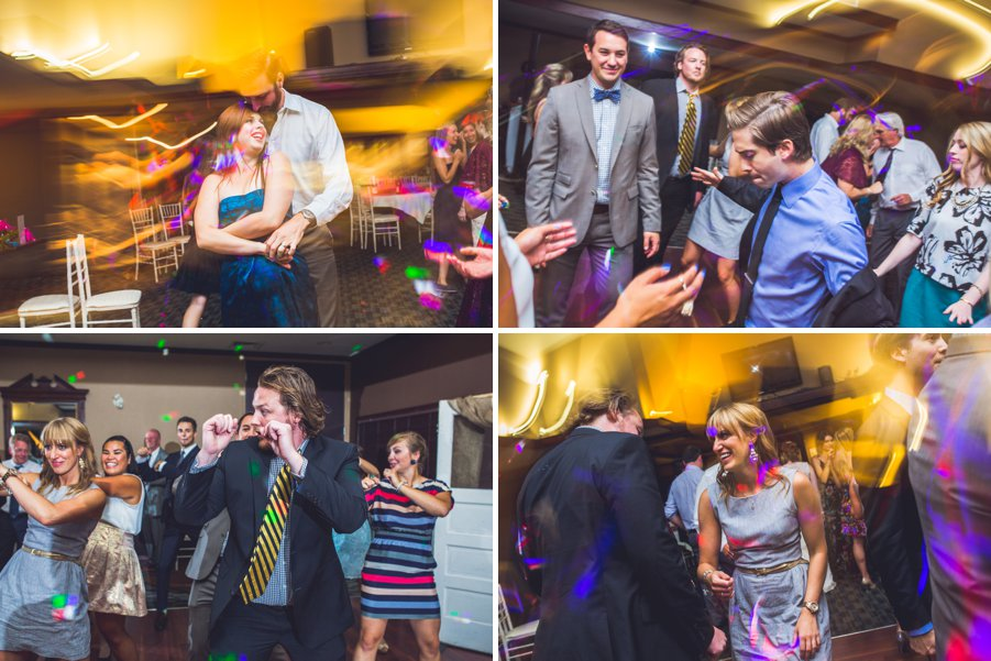 guests dancing elbow springs golf club calgary wedding photographer anna michalska