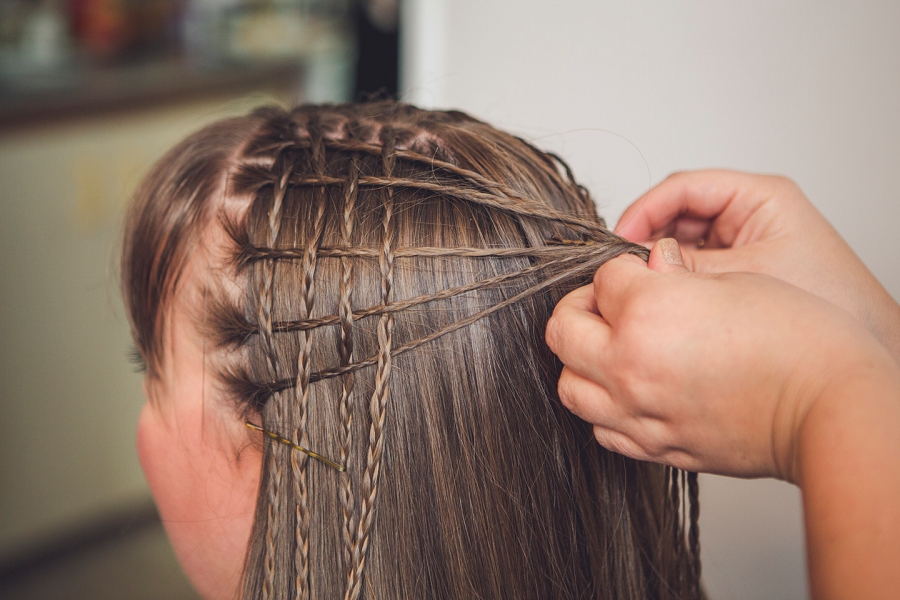 crosshatch braids bride hair calgary wedding photographer anna michalska