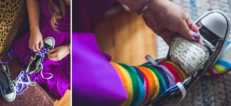 custom super mario shoes calgary wedding photographer anna michalska