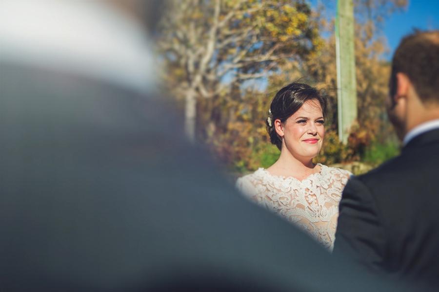 downtown calgary elopement wedding photographer anna michalska bride looking at groom