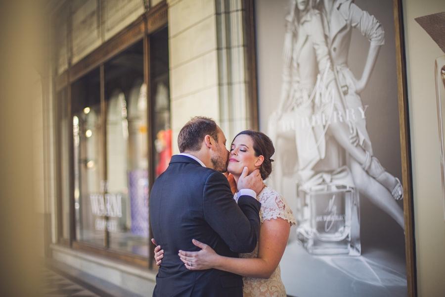 the bay downtown calgary wedding photographer anna michalska