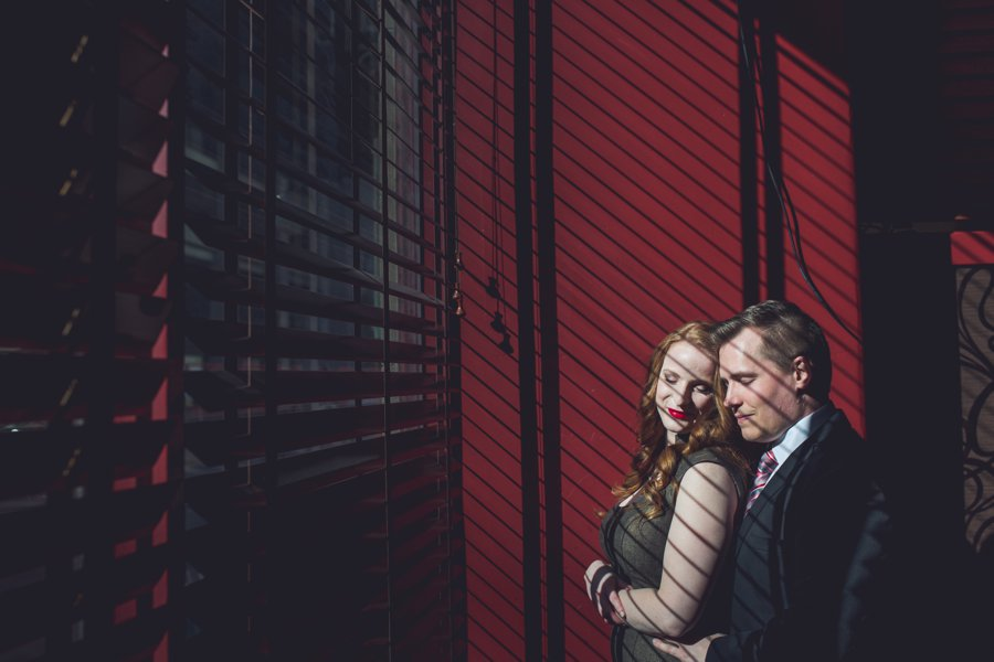 Ashley + Shaun | Black Betty Calgary Engagement Photos