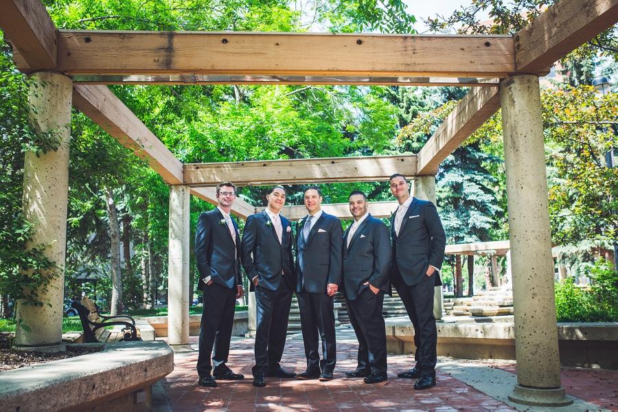 mcdougall centre calgary groom groomsmen