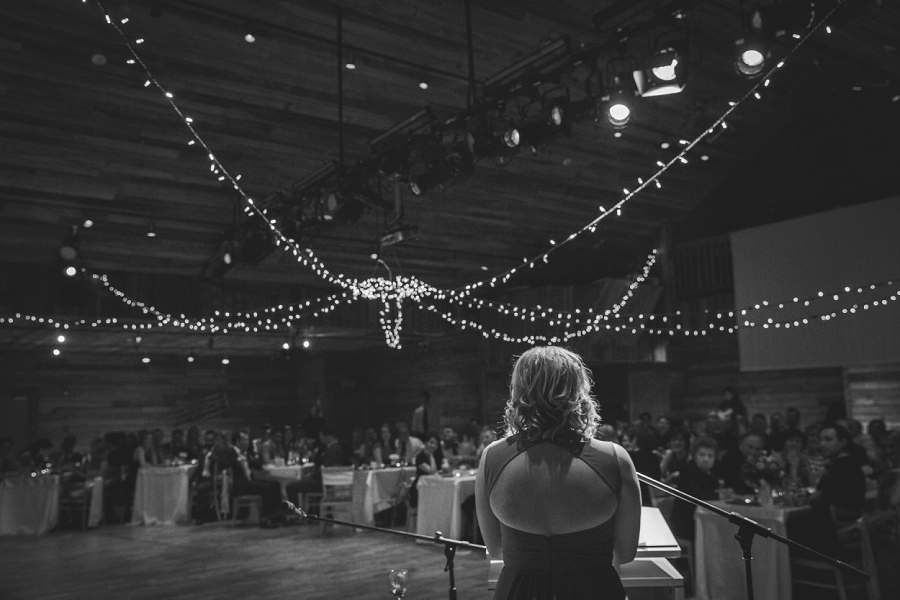 cornerstone theatre canmore wedding maid of honor speech