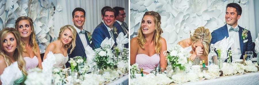 bridal party speeches calgary zoo summer wedding