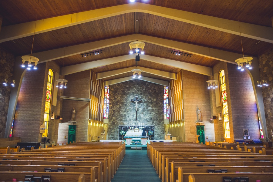 st anthony's parish calgary latin wedding photographer