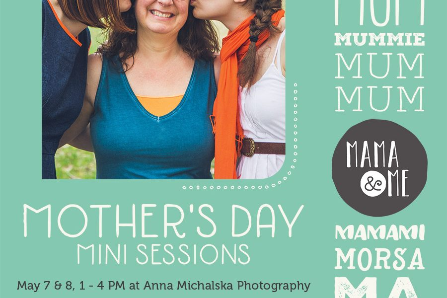Mama & Me | Mother's Day Mini Sessions