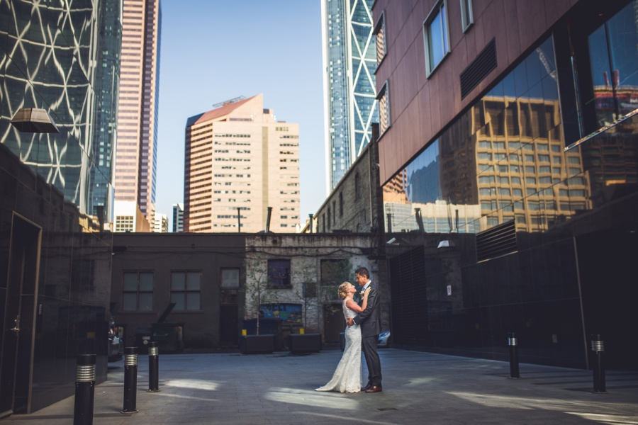 calgary wedding photographer hotel le germain