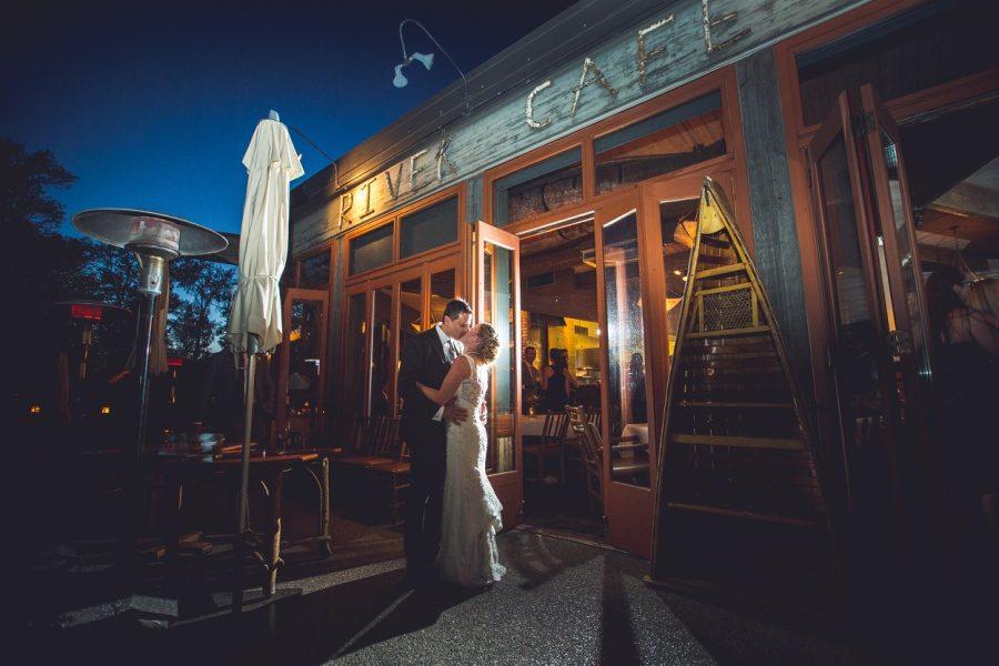 Kinga + Bill   River Cafe Calgary Wedding