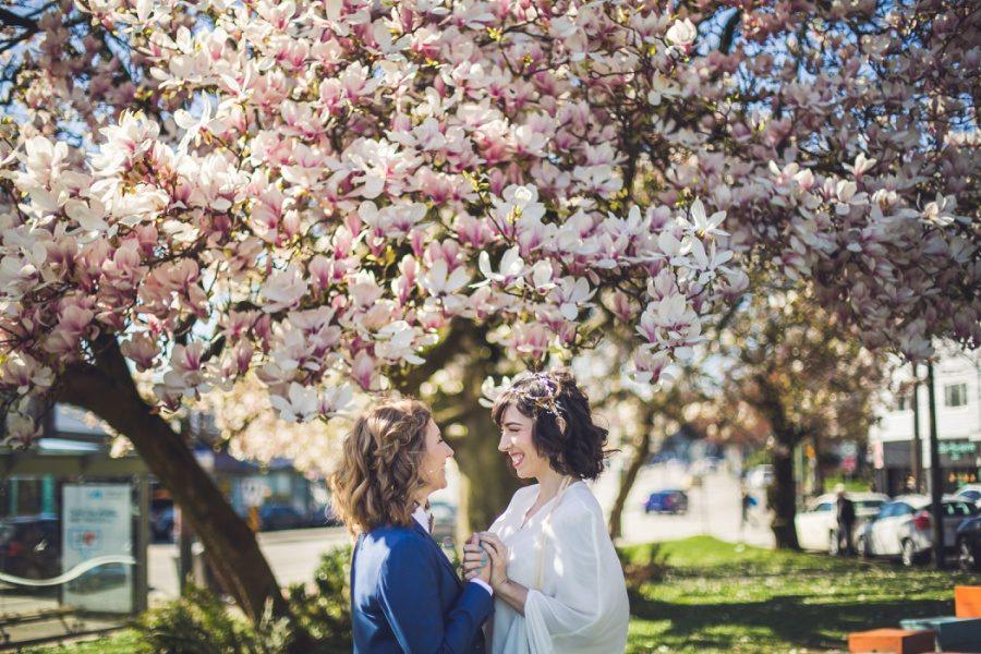 Malloreigh + Allie   Vancouver Heritage Hall Wedding