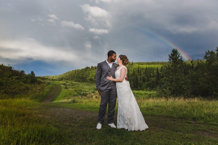 Sarra + Boneto | Cochrane Ranchehouse Wedding