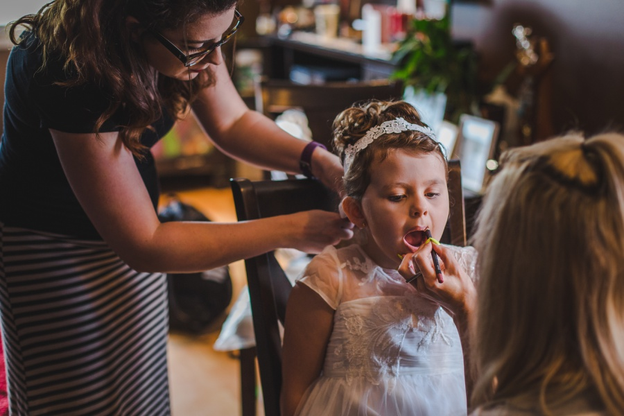 flower girl makeup maddpretty calgary wedding