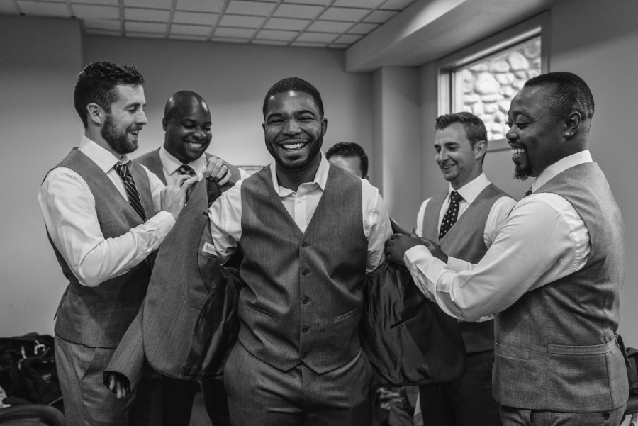 cochrane ranchehouse wedding calgary groom groomemen