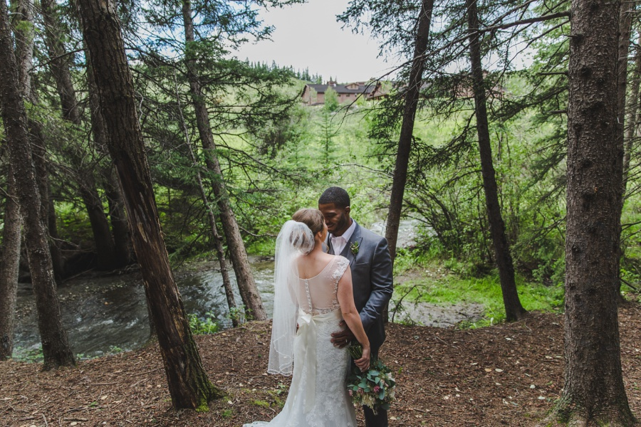 cochrane ranchehouse wedding calgary bride groom