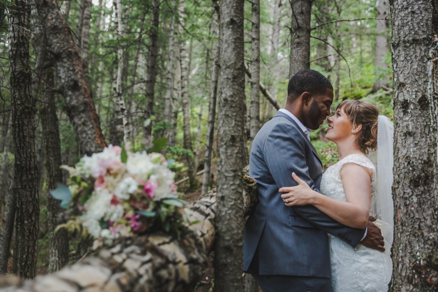 cochrane ranchehouse wedding calgary flower chix forest