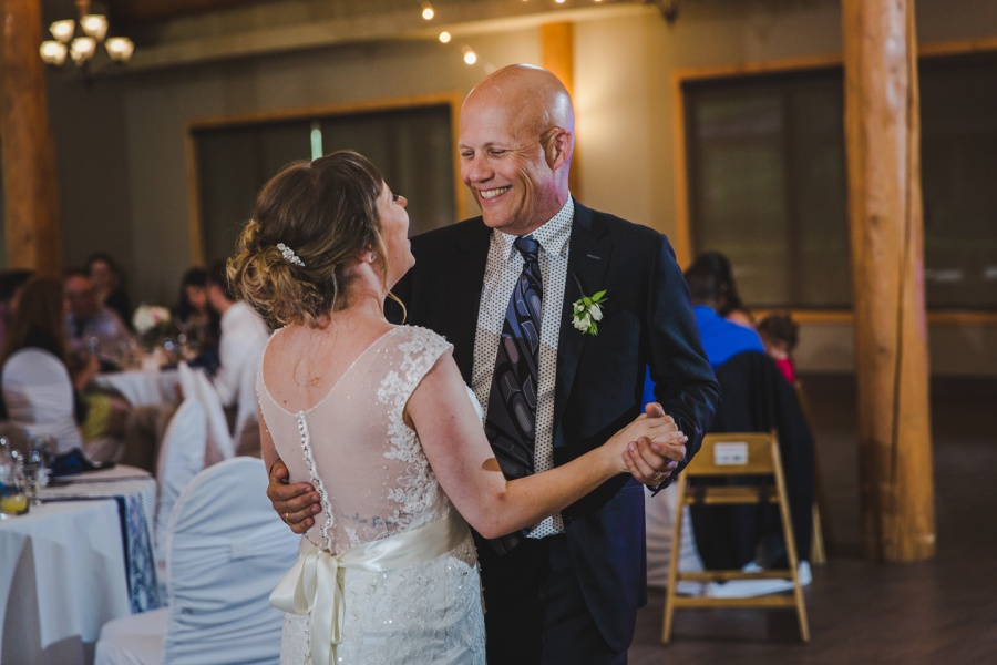 father and daughter dance cochrane ranchehouse wedding calgary