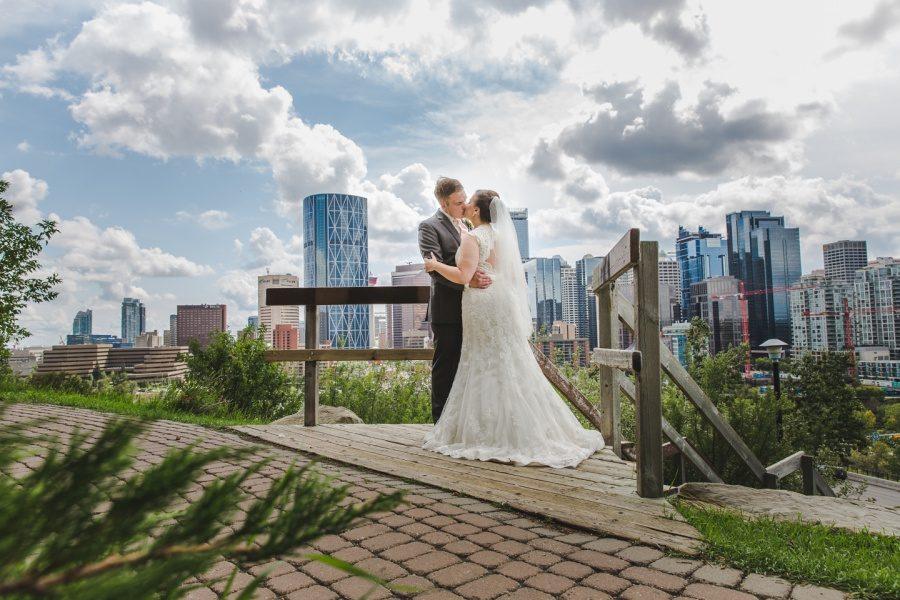 Sarah + Brendan | Calgary Charbar Restaurant Wedding