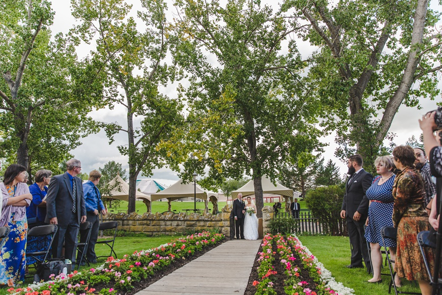 geeky heritage park wedding calgary prince house