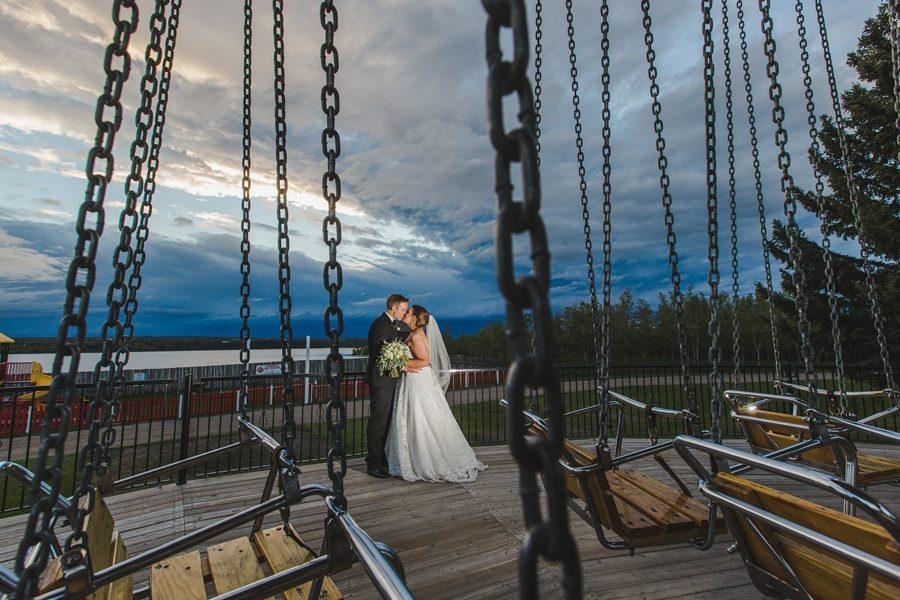 geeky wedding heritage park calgary