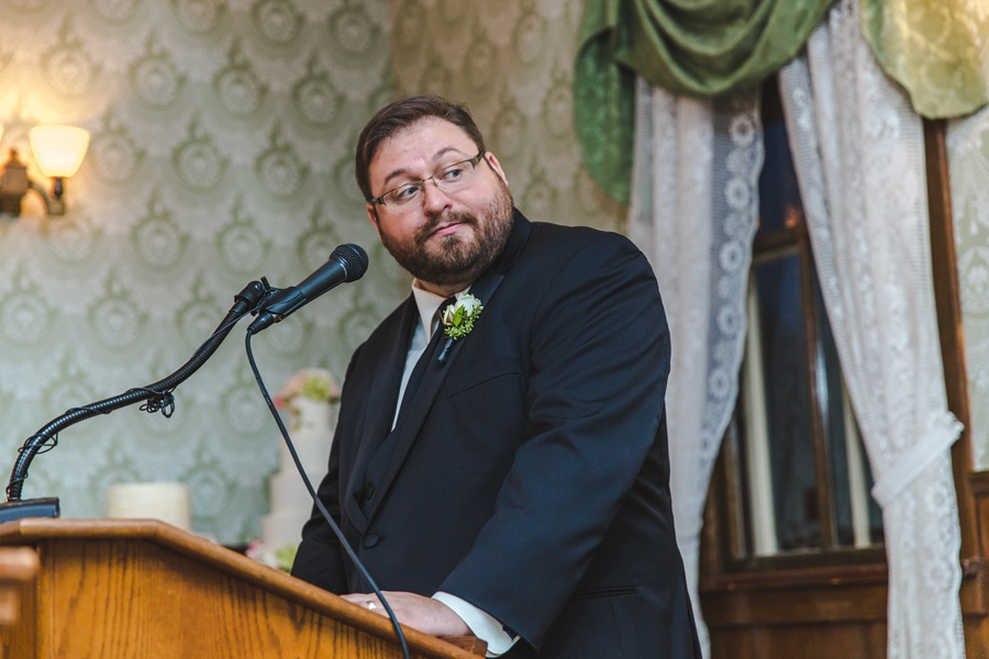 geeky heritage park wedding calgary best man speech