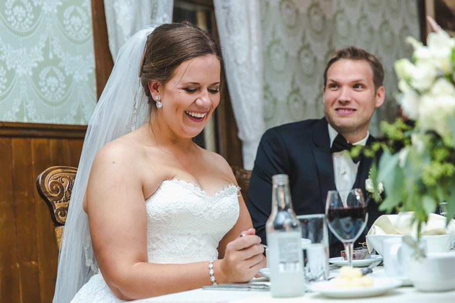 bride groom laughing geeky heritage park wedding calgary
