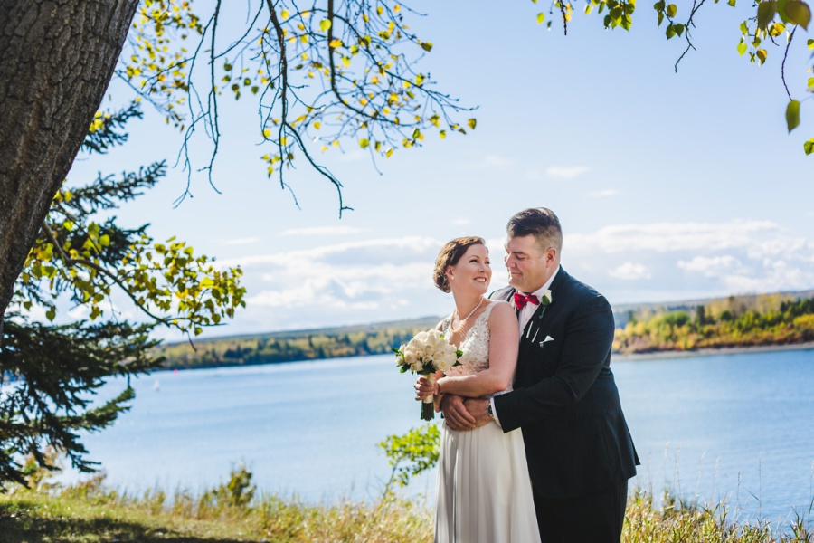 sunset heritage park wedding calgary photographer anna michalska