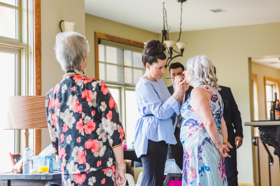 stacey mike burrowing owl estate winery wedding mom getting ready