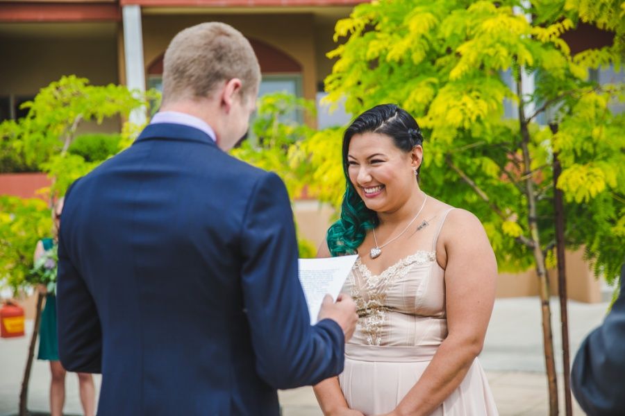 burrowing owl estate winery wedding vows personal