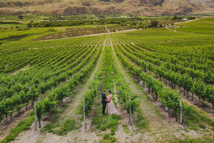 burrowing owl estate winery wedding
