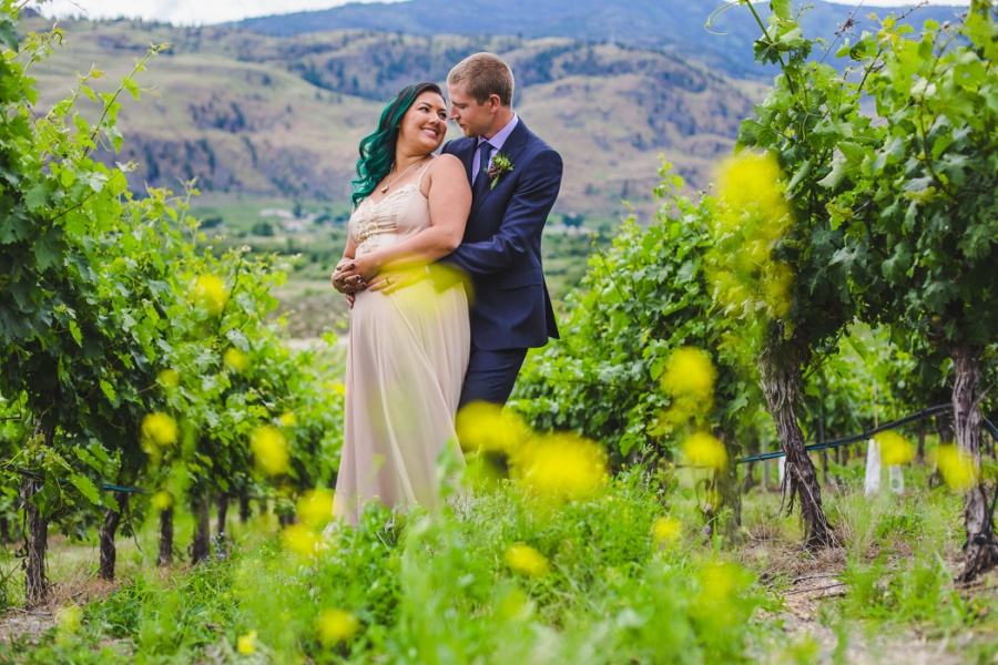 Stacey + Mike | Burrowing Owl Estate Winery Wedding