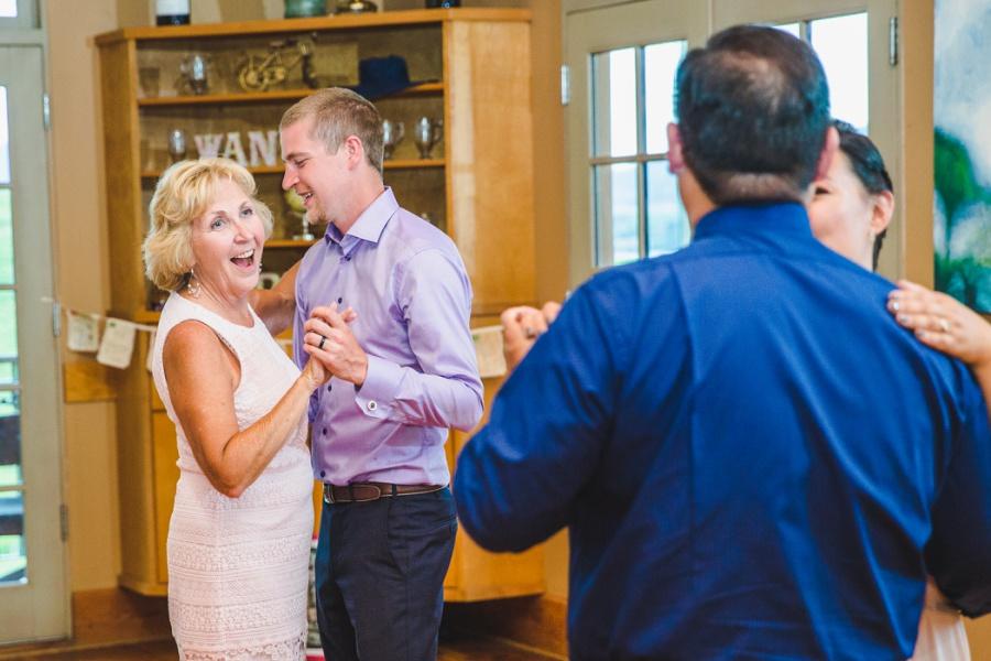 burrowing owl estate winery wedding mother son dance